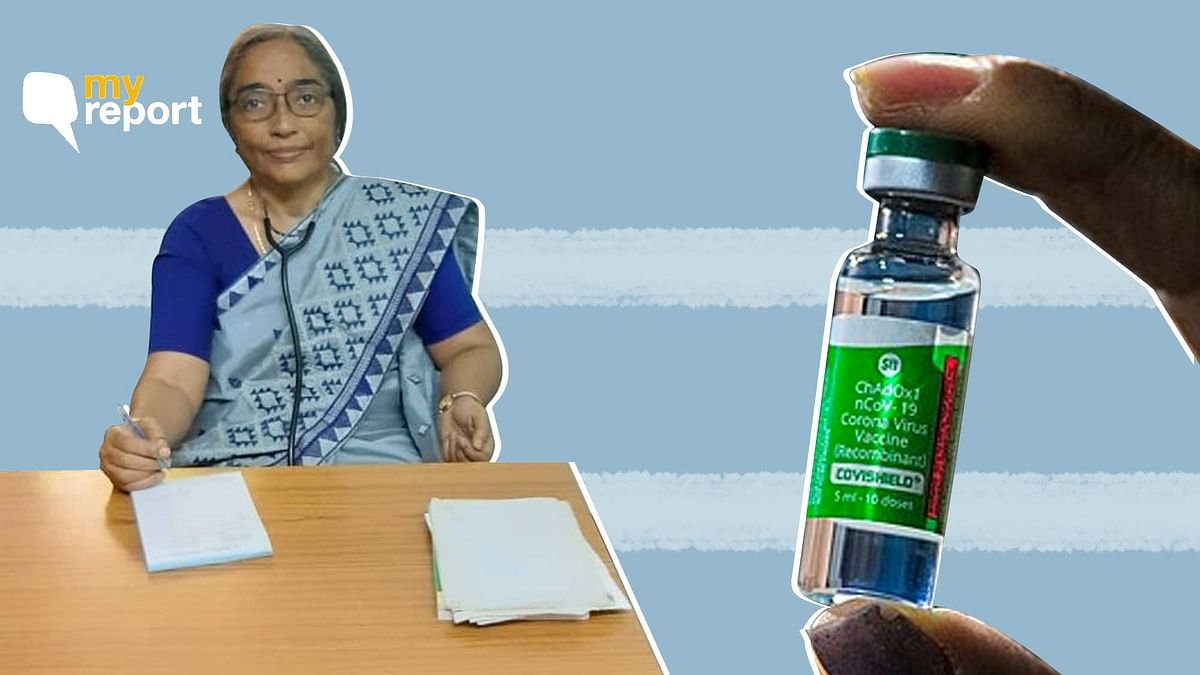 'Doctor Since 43 Yrs, My Experience of Getting Covishield Vaccine'