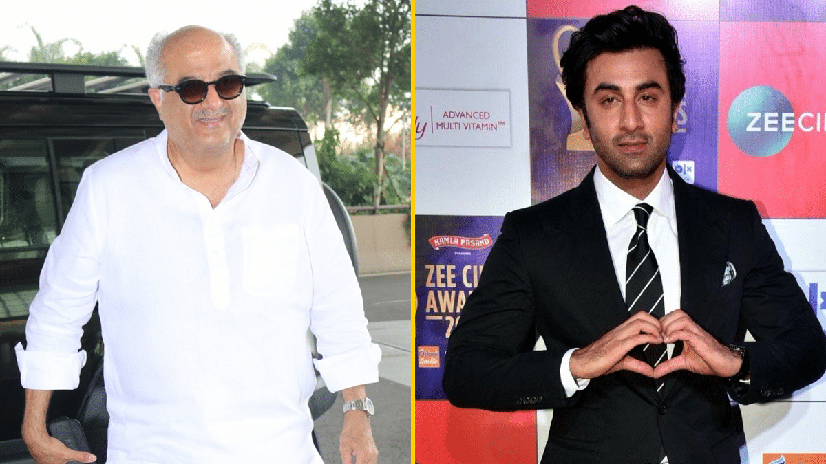 Boney Kapoor will play Ranbir Kapoor's father in an upcoming Luv Ranjan directorial.