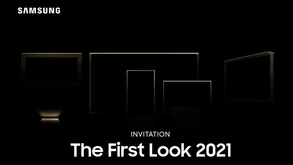 The First Look 2021 event will be streamed online on 6 January.