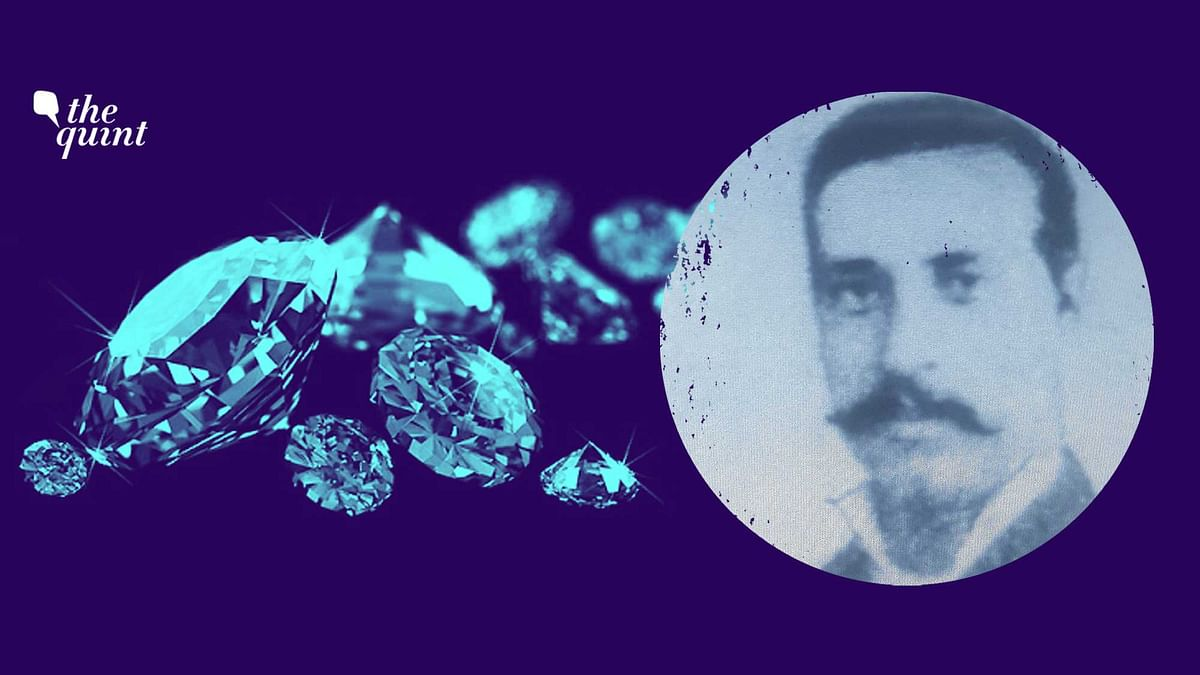 Diamonds Are Not Forever: The Curious Life Of Alexander Jacob