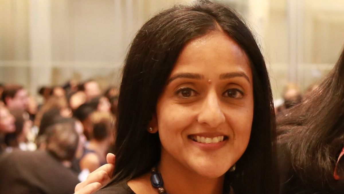Vanita Gupta, first woman of colour to serve as the US Associate Attorney General.