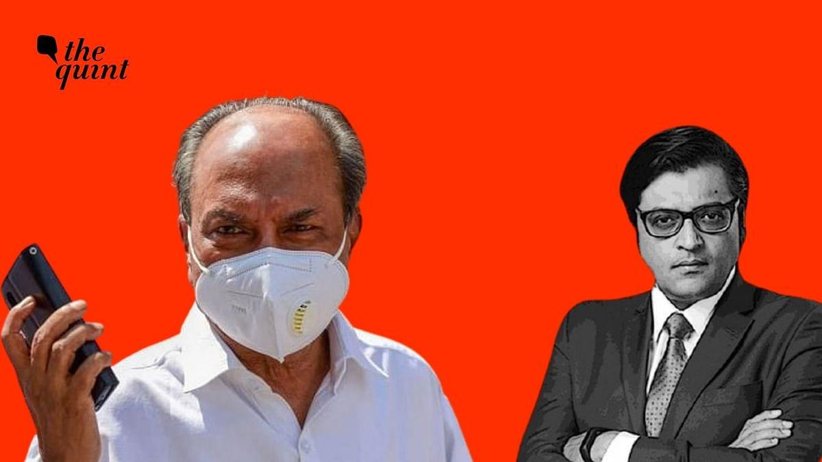 'Treason': Cong on Arnab Chats, Latter to File Criminal Complaint