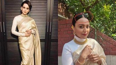 Kangana Ranaut and Swara Bhasker engage in a Twitter banter.