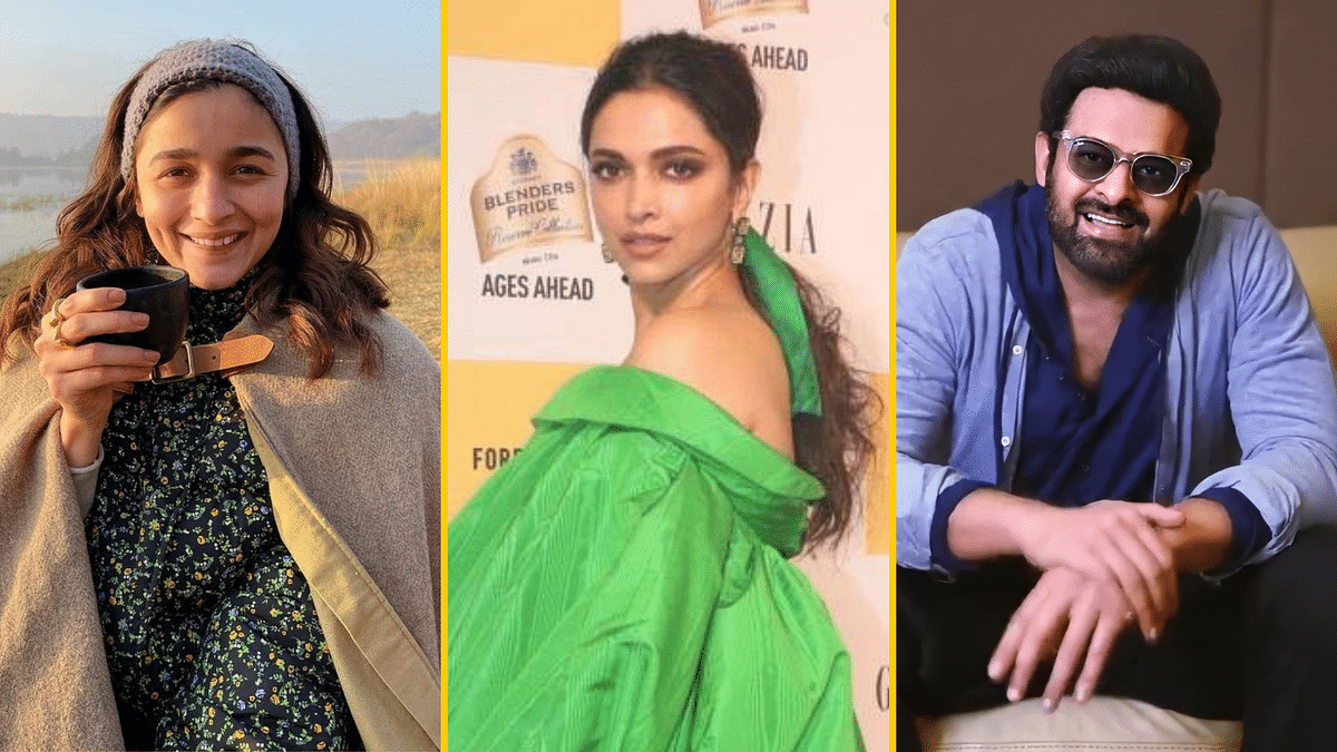 Alia Bhatt, Prabhas and other celebs wished Deepika Padukone for her birthday.
