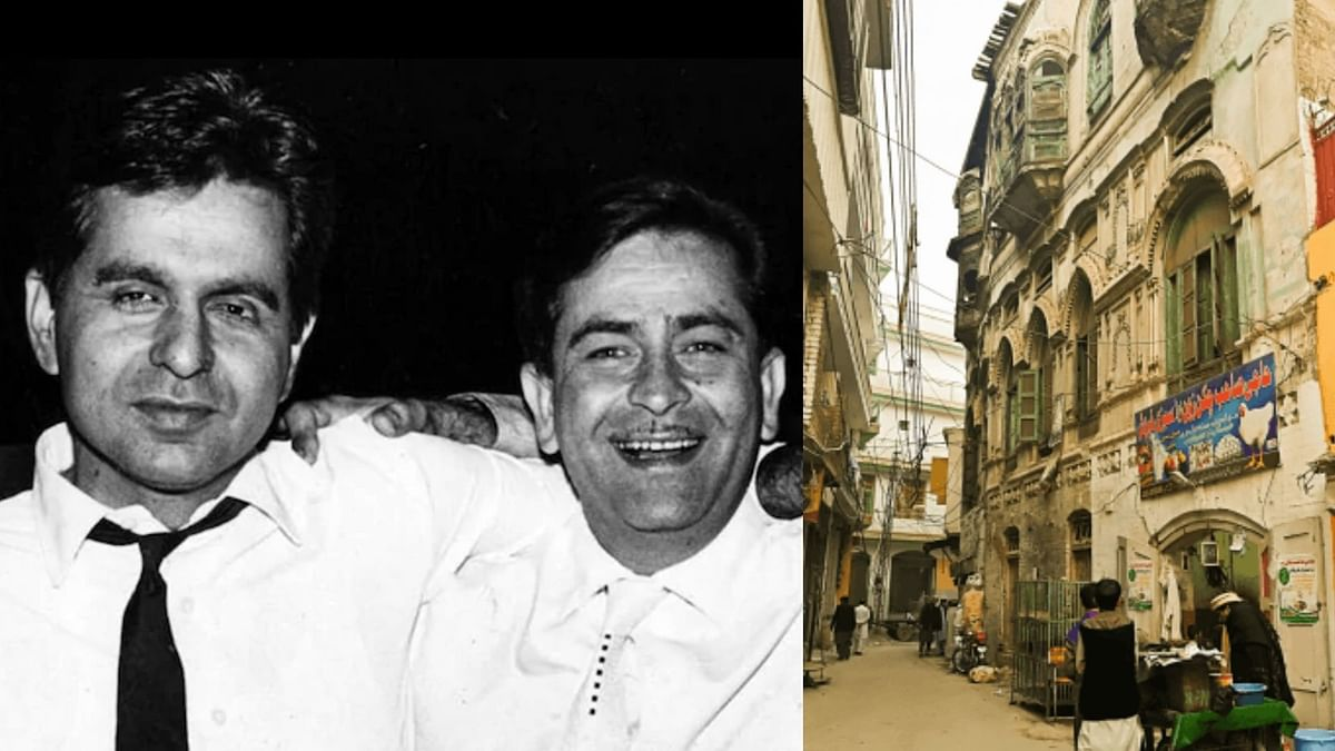 Video: Dilip Kumar and Raj Kapoor's Homes Bought by Pakistan Govt
