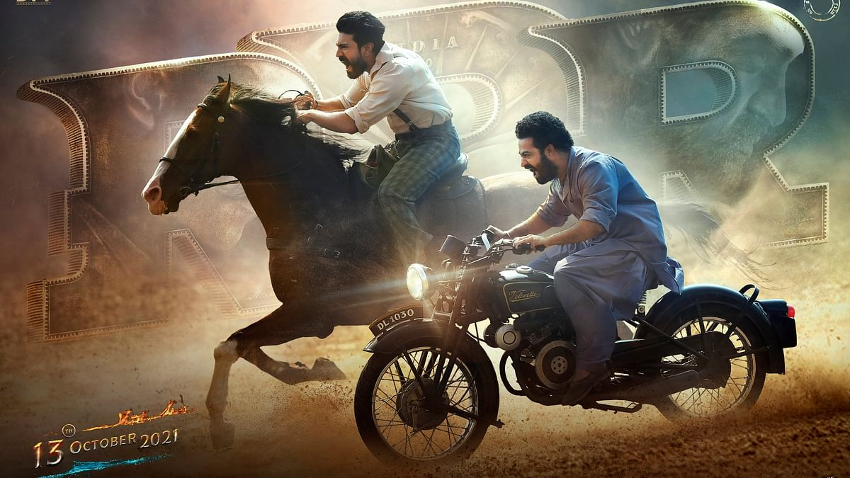 SS Rajamouli Announces the Release Date of 'RRR'