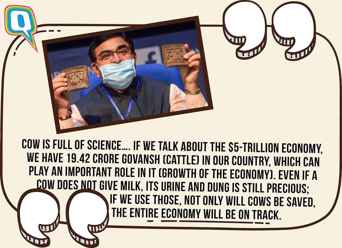Cow science > Logic