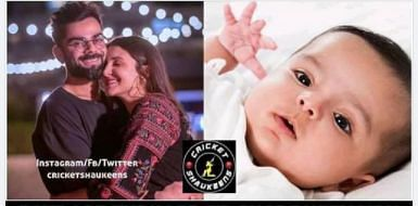 Old & Unrelated Images Viral as 'Virat-Anushka's Newborn Baby'