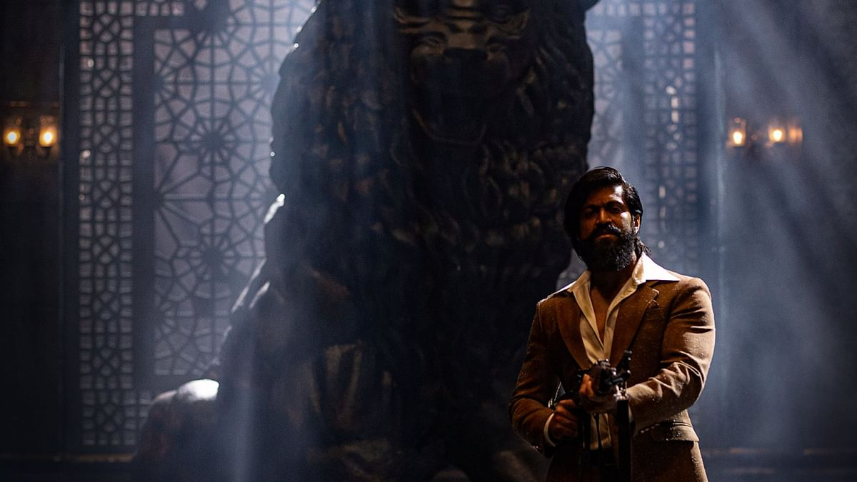 'KGF Chapter 2' South Satellite Rights Sold For a Record Price to Zee