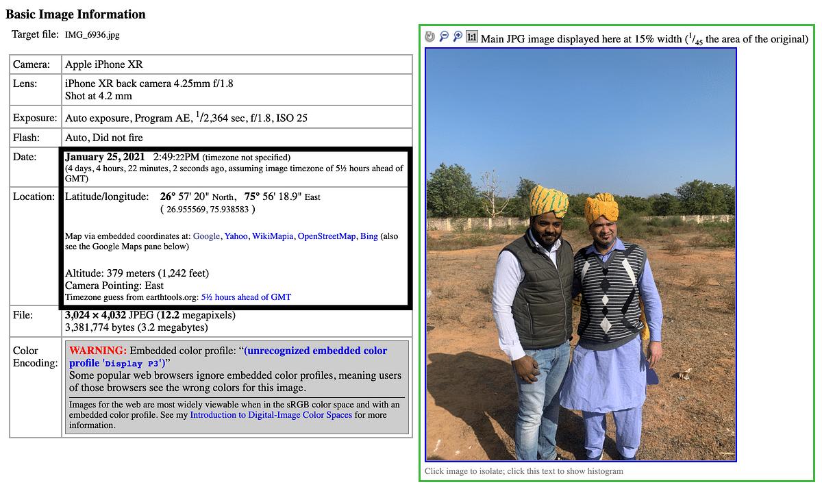Dr Kafeel Khan's Photo, Shot in Rajasthan, Falsely Linked to Delhi