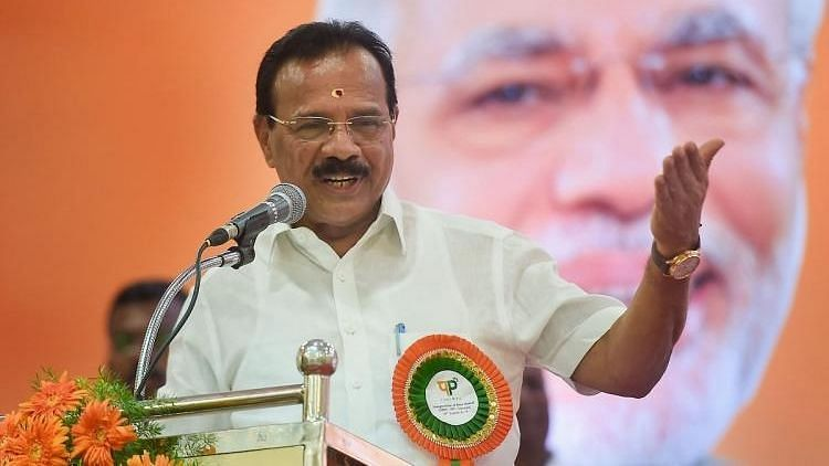 Sadananda Gowda Now 'Stable', Low Blood Sugar Led To Collapse