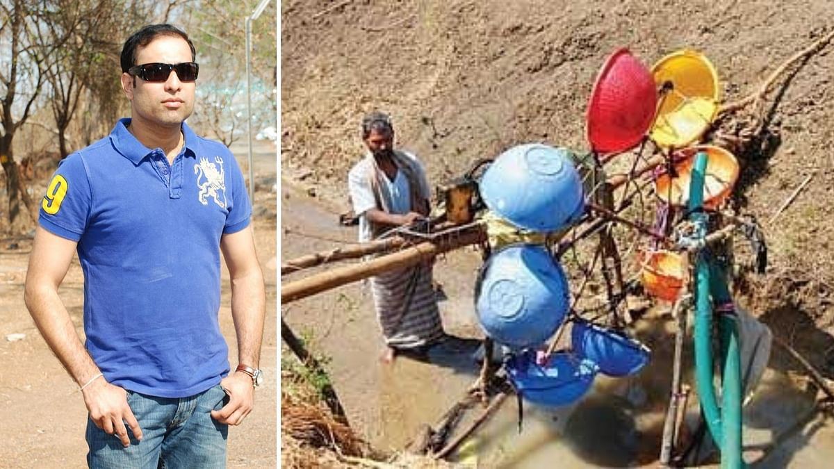 Cricketer VVS Laxman Lauds Karnataka Farmer's Unique Innovation