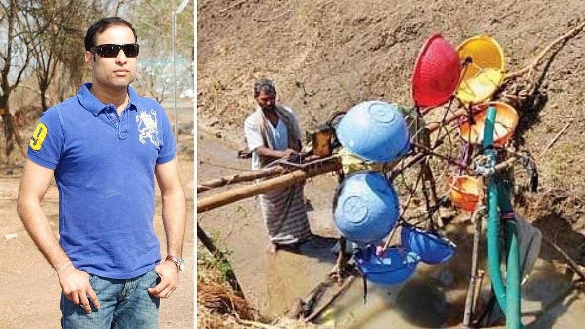 Cricketer VVS Laxman Lauds Karnataka Farmer's Unique Water Mill
