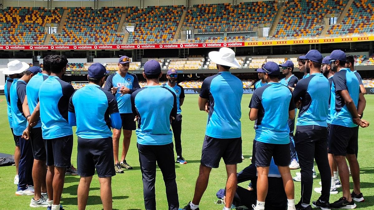 Rain is expected to disrupt play during the fourth Test between India and Australia.