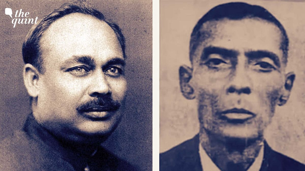 Hem Chandra Bose and Qazi Azizul Haque.