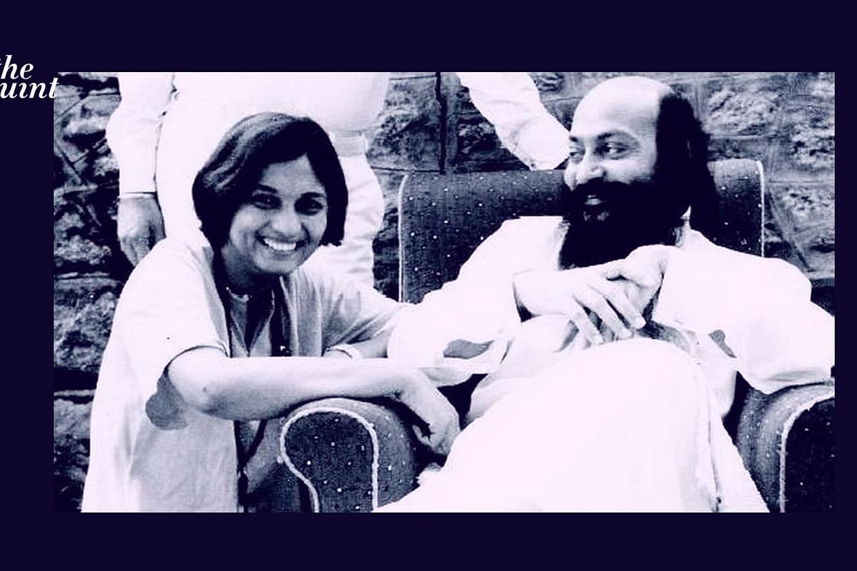 Ma Sheela talks about her relationship with Osho and India's obsession with gurus and godmen.