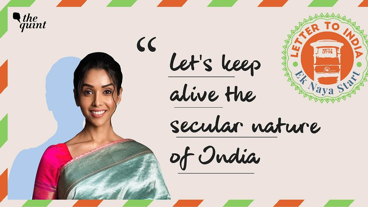 Actor Anupriya Goenka shares how India can start afresh.