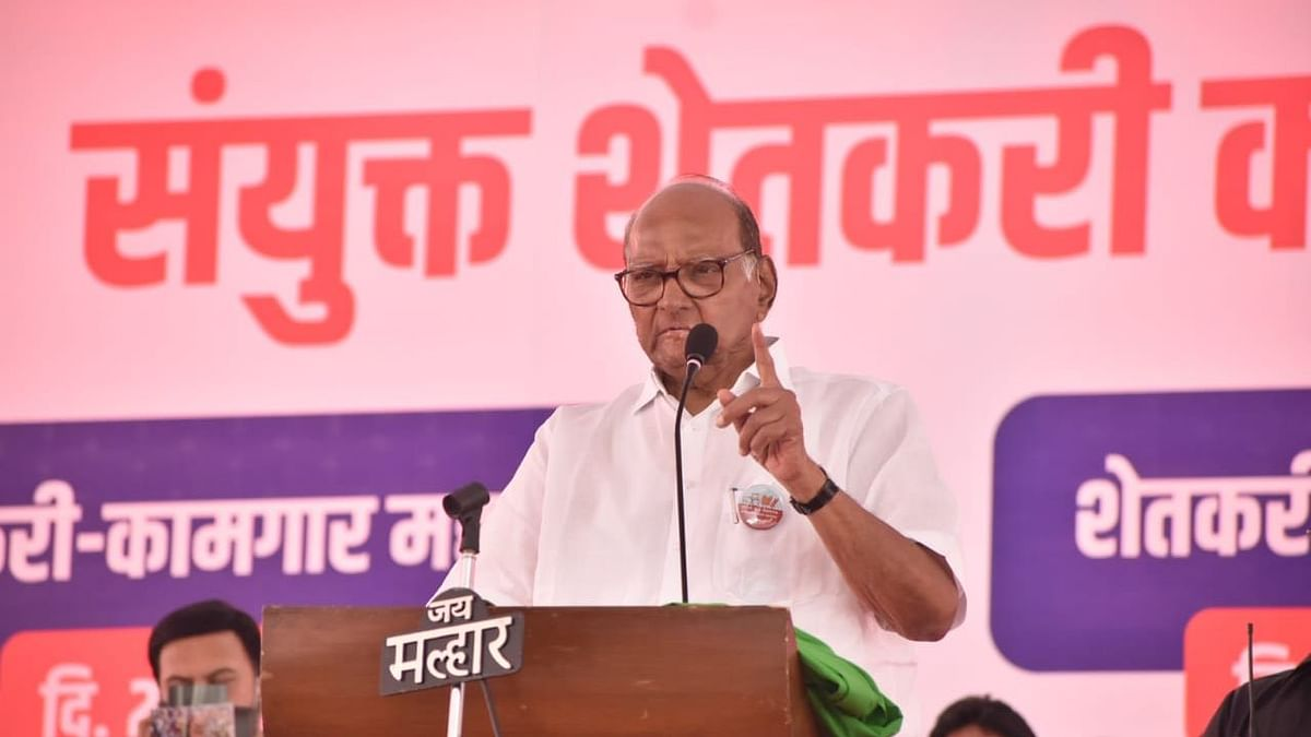 Pawar's Criticism of Farm Laws Shows Ignorance: Agri Min Tomar