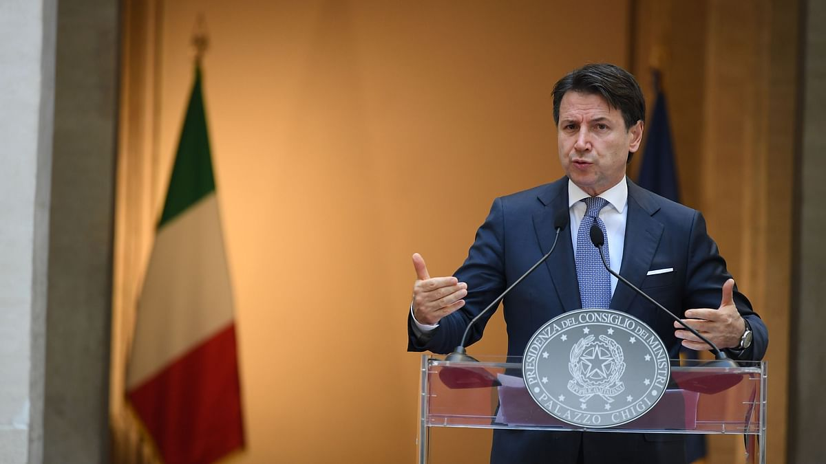 Italian PM Resigns Amid Criticism Over Handling of COVID-19