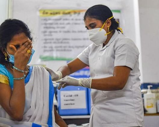 COVID-19 vaccination image used for representational purposes.