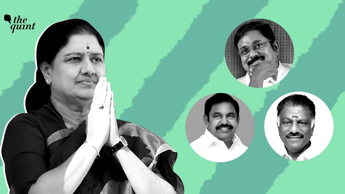 Sasikala Quits: Boon for AIADMK, Shocker for TTV, Bummer for DMK