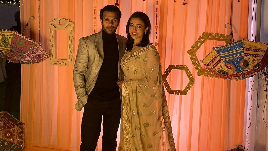 TV Actors Karan Veer Mehra, Nidhi Tie The Knot In Delhi Gurudwara