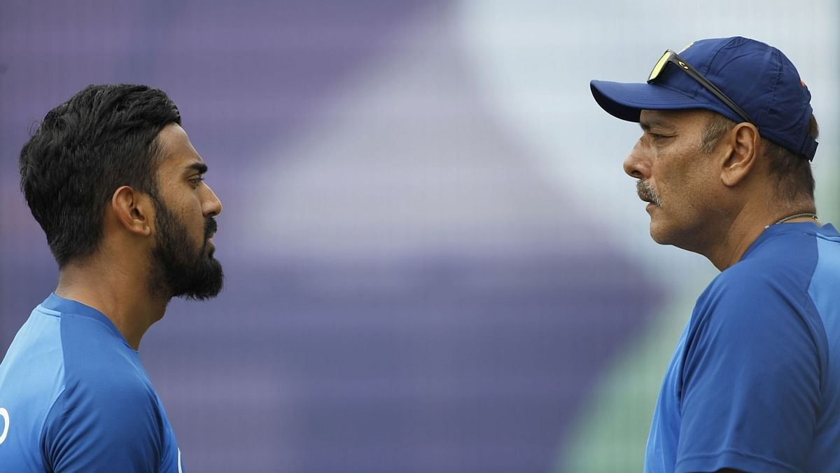 KL Rahul will be returning home to India after injuring his wrist during a training session.