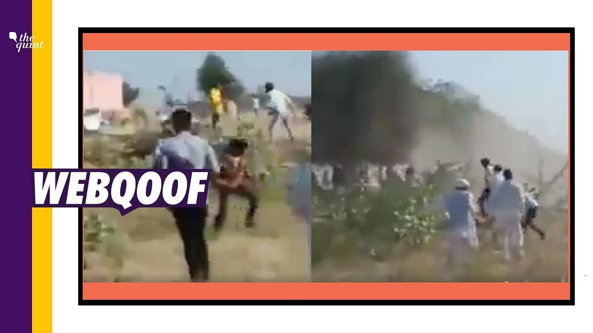Video From Local Polls in Raj Shared as Farmers Beating BJP MLA