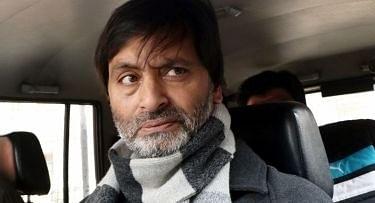 Amongst the ten accused is Jammu Kashmir Liberation Front chief Yasin Malik.
