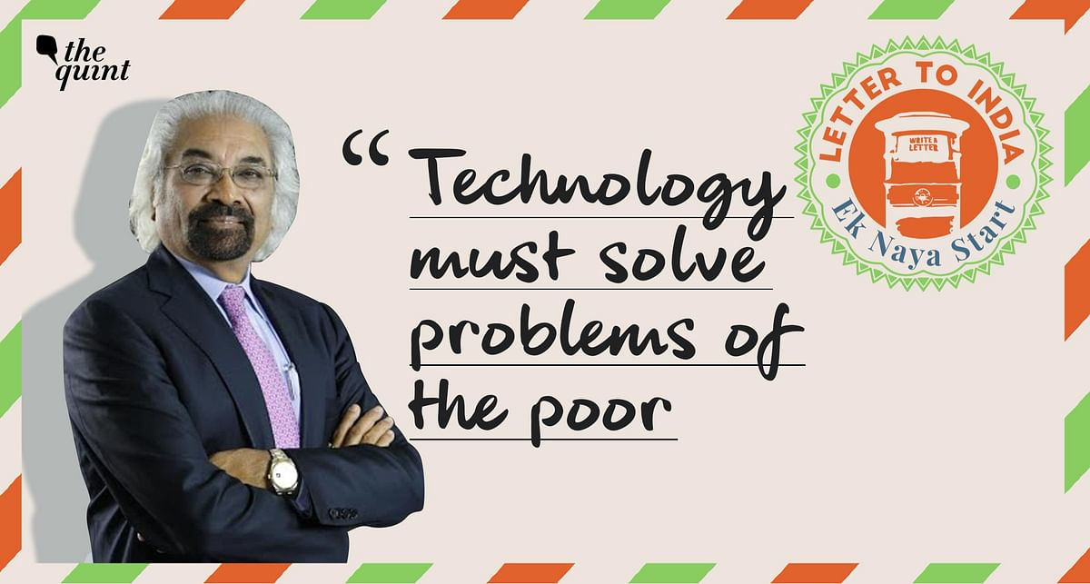 'Technology to Play Vital Role in Rebuilding India': Sam Pitroda