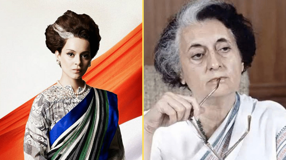 Kangana Ranaut will play former Indian prime minister Indira Gandhi in a forthcoming film.