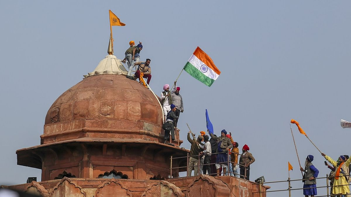 Minister Details Red Fort Damages amid R-Day, Sends Report to MHA