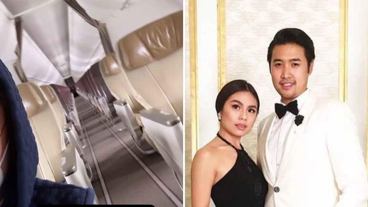 Indonesian Couple Books an Entire Flight to Avoid Getting COVID