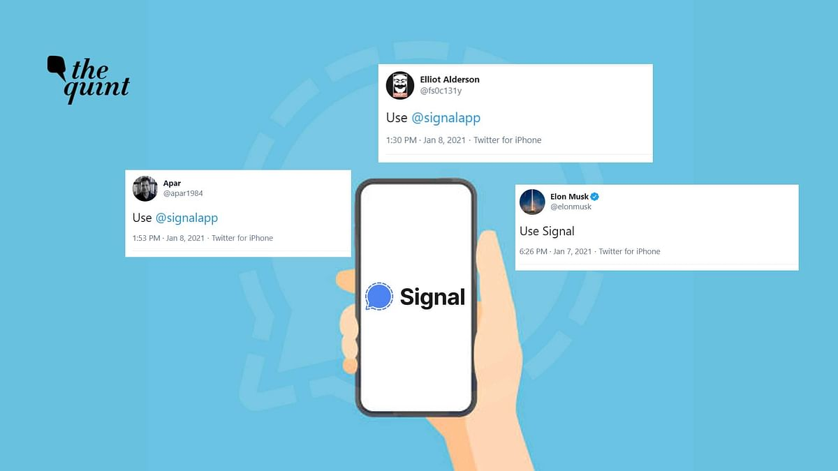 Signal App to Get 'WhatsApp Like' Features: See Details Here