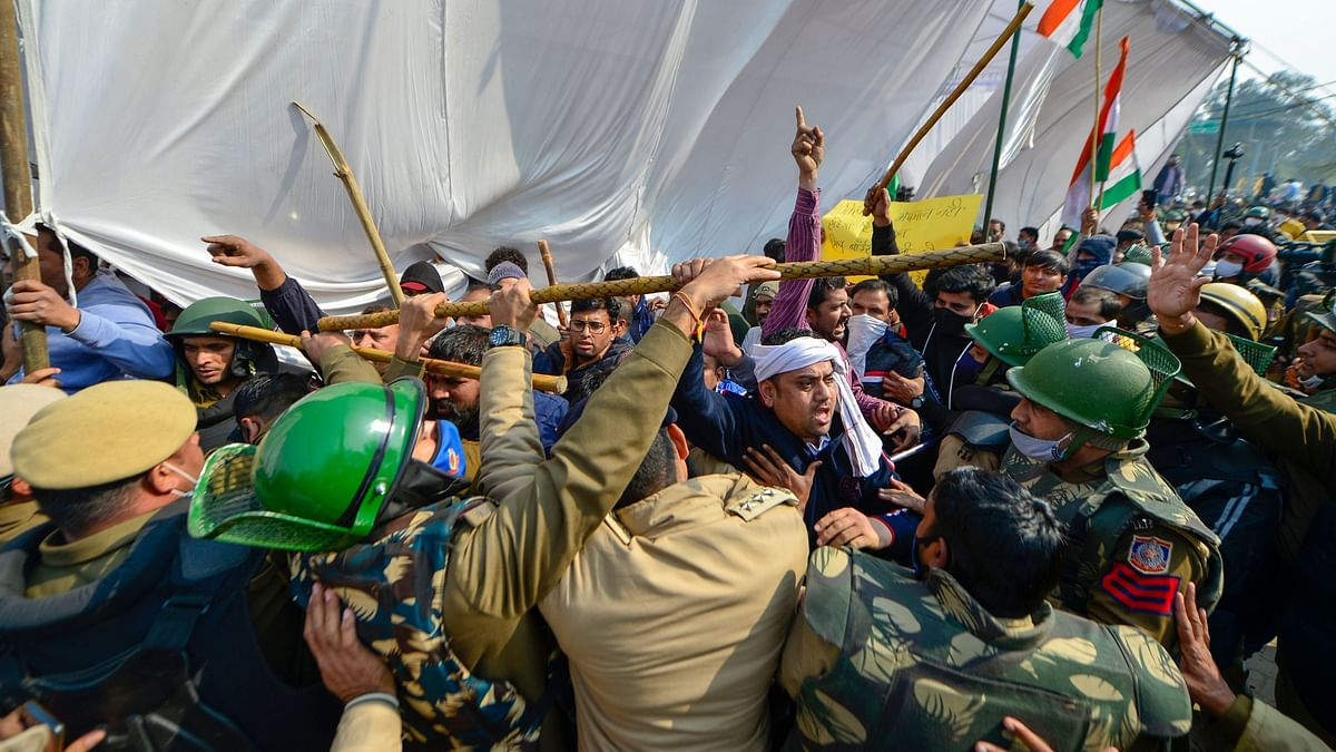 Farmers' Protest, Tractor Rally, Red Fort Violence Aftermath Live Updates