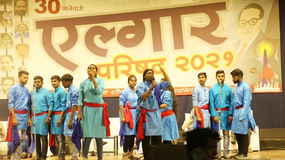 Songs and speeches echoed through the first Elgar Parishad held after three years of vilification and arrests over Bhima Koregaon violence.