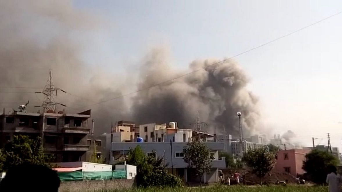 Another Fire at Serum Institute, PM Modi 'Anguished' as 5 Die