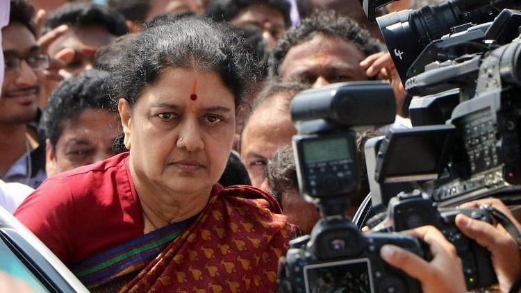 Sasikala's Name Missing From Voter's List, May Take Legal Action