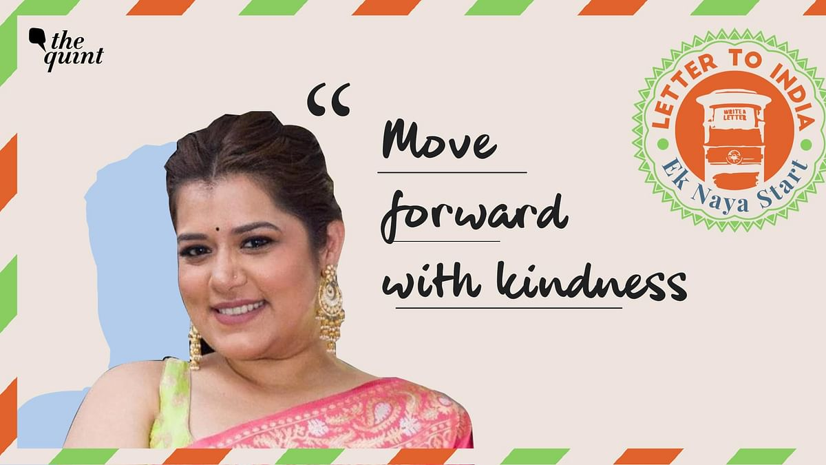 'Leave Judgement in 2020, Move Forward with Awareness and Love'