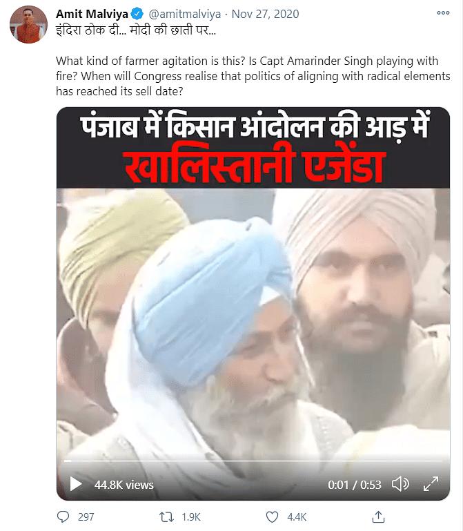 Pak ISPR Births Khalistan Bogey, Indian Media Takes Bait: Report