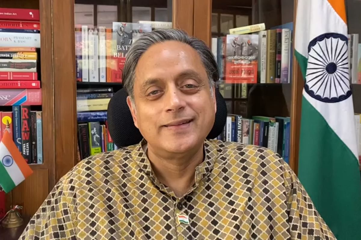 Shashi Tharoor speaks about India's incredible Test series win against Australia.