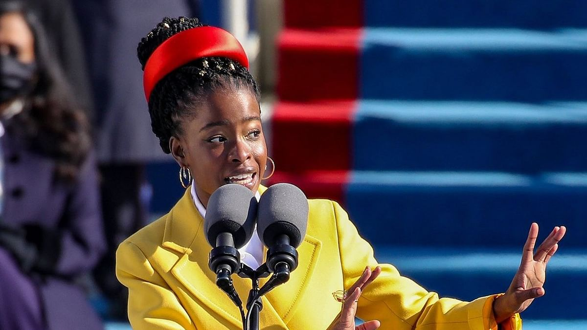 Amanda Gorman Becomes The Youngest Poet to Recite at Inauguration