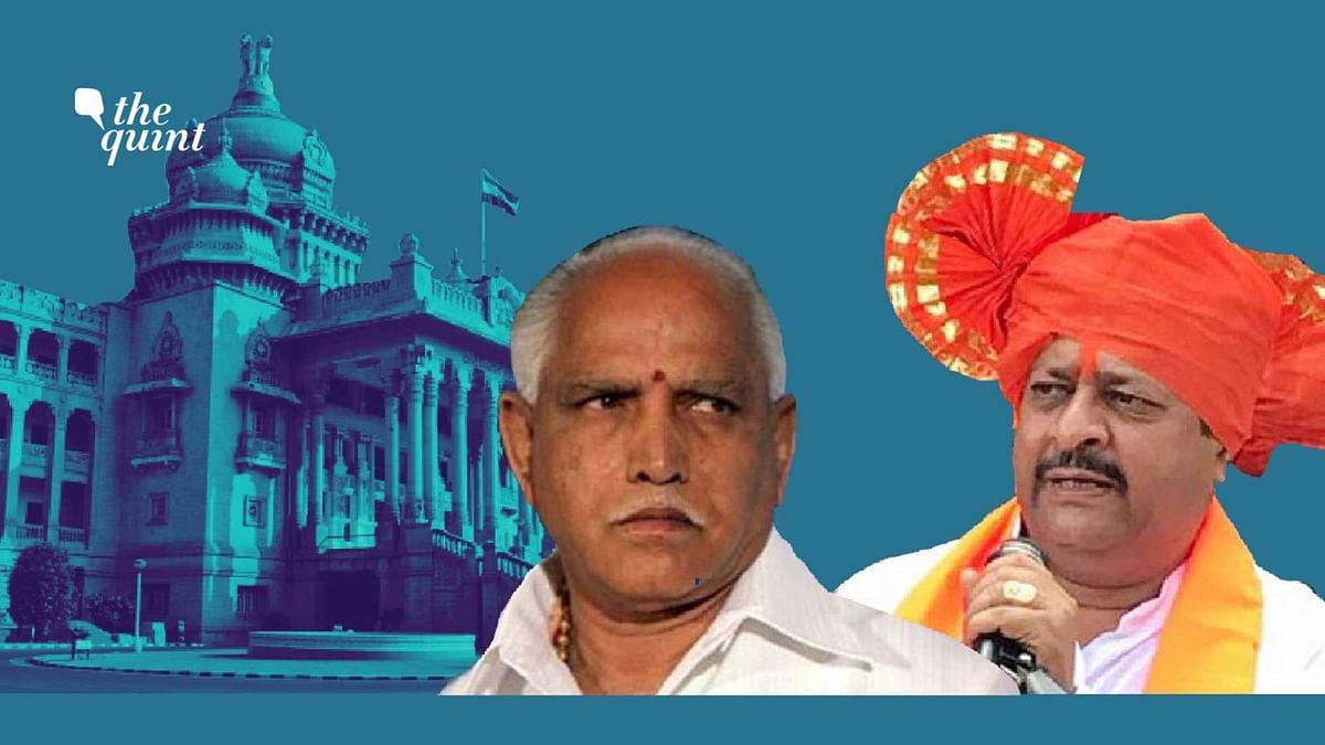 BS Yediyurappa and Basanagouda Patil Yatnal