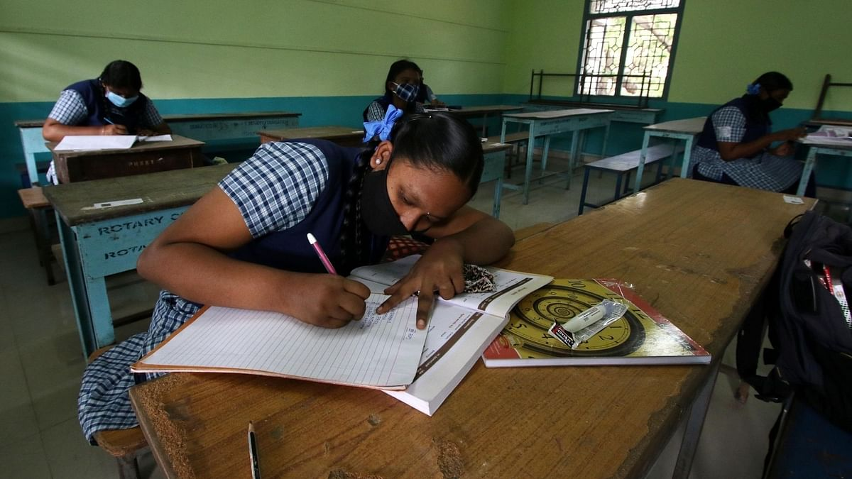 No Exams for Classes 9, 10 & 11 in TN; Students Declared All Pass