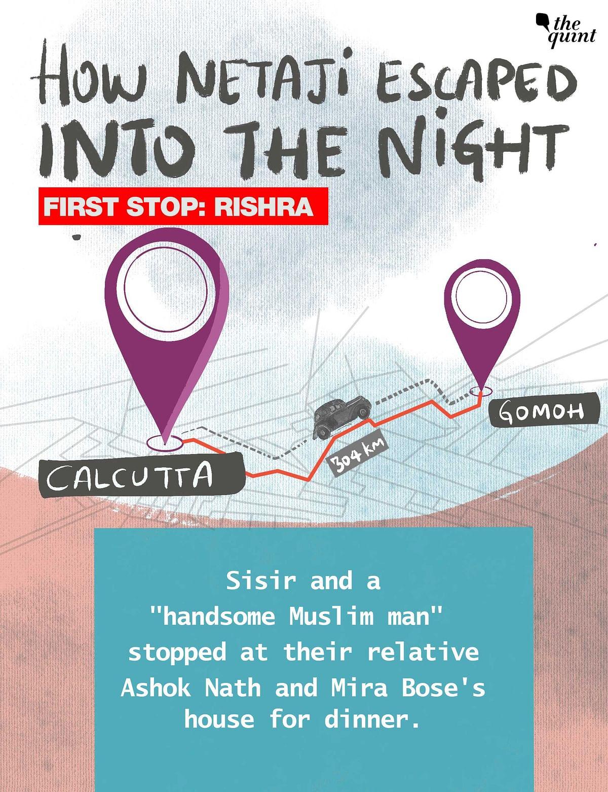 Graphic Novel: The Last Time India Saw Netaji Subhash Chandra Bose