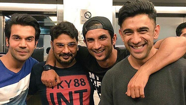 Amit Sadh Remembers Friend and Actor Sushant Singh Rajput