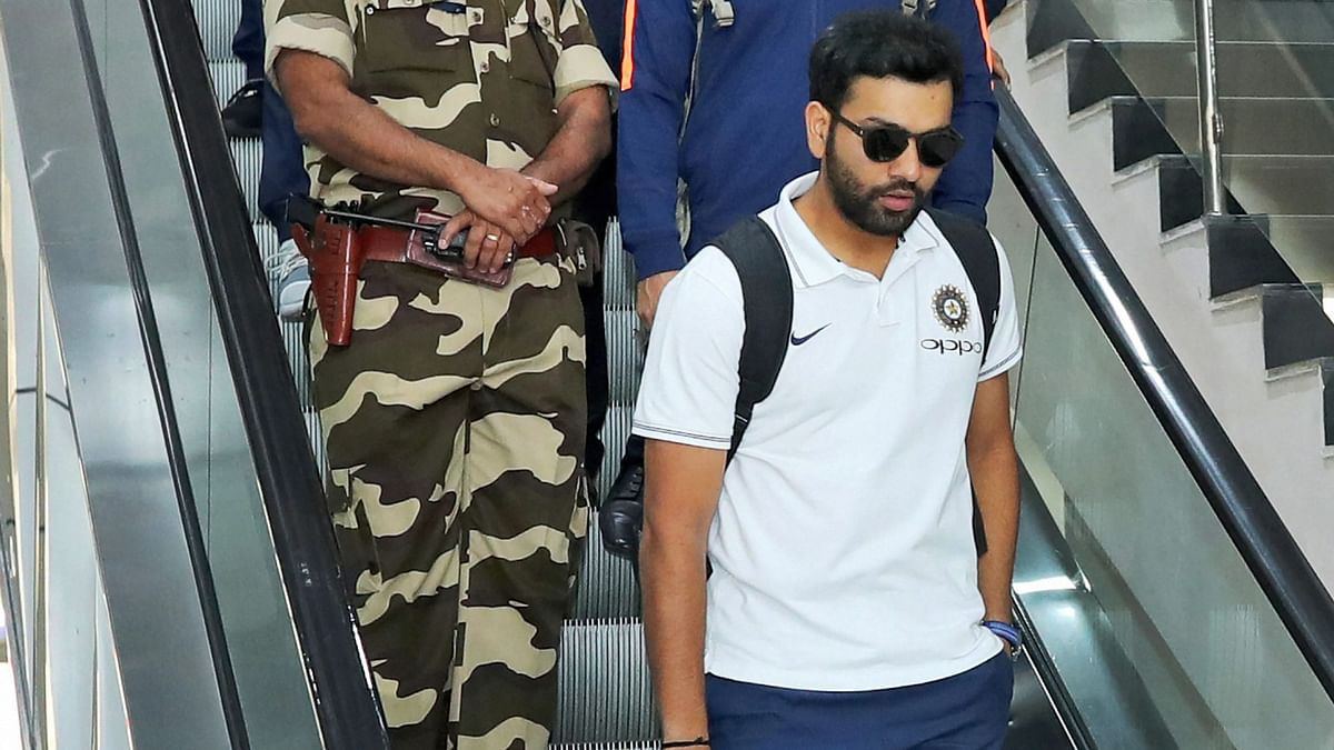 Indian Players Test Negative for COVID-19, Fit to Fly to Sydney