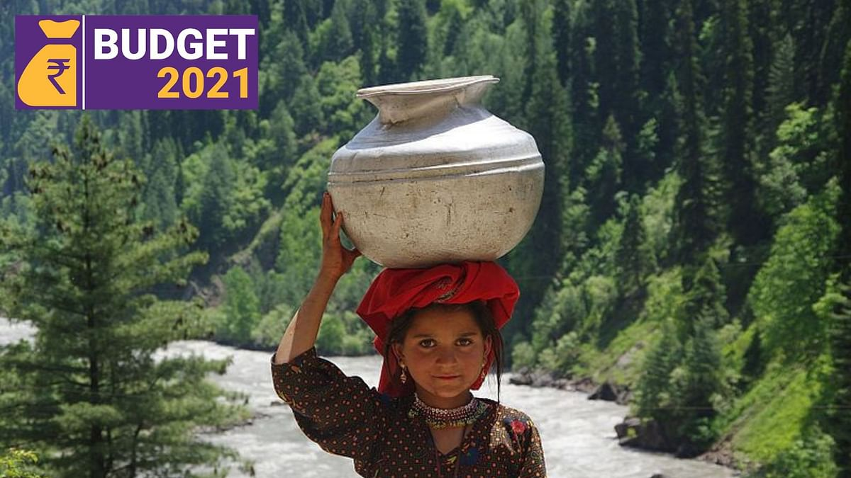 More Funds Needed to Get Tap Water to Rural Homes: Budget 2021-22