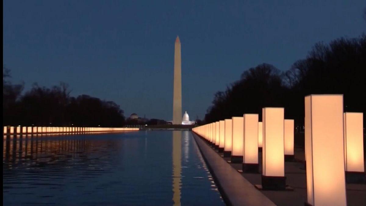 Night Before Inauguration, Biden-Harris Honour US COVID-19 Victims
