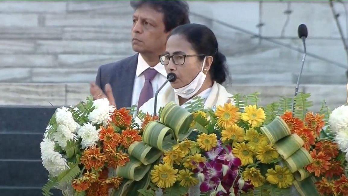 'Don't Invite & Insult': Mamata Snaps Amid 'Jai Shri Ram' Chants